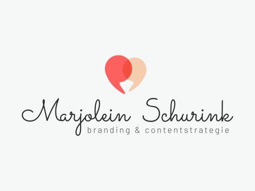 Logo & huisstijl Marjolein Schurink